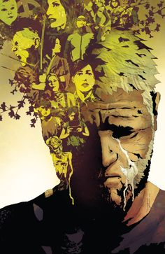 Old Man Logan by Andrea Sorrentino