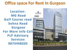Office space for rent on Golf Course Road Gurgaon Commercial Office space for rent in Gurgaon Fully Furnished office Space for Lease in Gurgaon Office space for rent on Golf Course Road Gurgaon:9873498205 We are having office sapce for rent in Gurgaon...