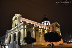 The Basilica of Bonaria in Cagliari