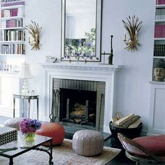 Add some #HomeGoodsHappy accessories and POUF! You have a fabulous entertaining space!