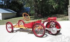 New car Friday! Classic Motors, Classic Cars, Vintage Motorcycles, Cars Motorcycles, Vintage Cars, Antique Cars, Bicycle Engine, Derby Cars, Pedal Cars