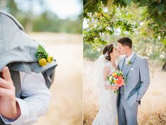 ranch wedding portraits - photo by David Pascolla http://ruffledblog.com/santa-margarita-ranch-wedding