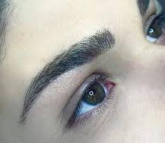 Resultado de imagem para eyebrow microblading examples