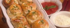 Bambenelli's garlic knots-they alone are worth the trip!!