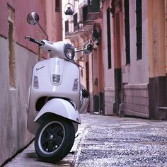 #great vespa in #malaga #Spain  #holiday #travel  #vacation #España