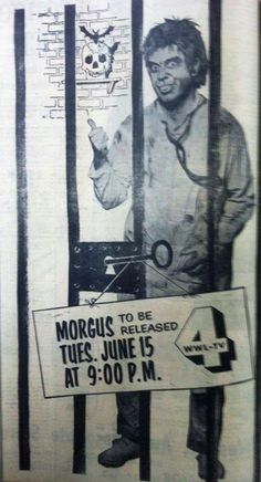 Morgus on Channel 4