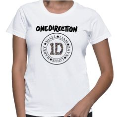 1D Flower For Women T-shirt