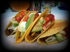 Made with a spicy pepper beer and tequila, this from-scratch recipe is oh-so-much better than the packaged taco seasoning mix; mouthwatering and savory. Cooking With Beer, How To Make Beer, Seasoning Mixes, Tequila, Spicy, Tacos, Stuffed Peppers, Ethnic Recipes, Food