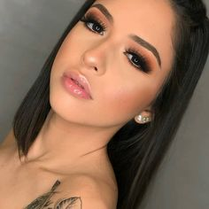 The new year has begun. Do you want to try other makeup in the new year? We are honored to recommend to you these latest glamour makeup of Perfect Makeup, Gorgeous Makeup, Pretty Makeup, Love Makeup, Beauty Makeup, Makeup Looks, Amazing Makeup, Fancy Makeup, Glamour Makeup