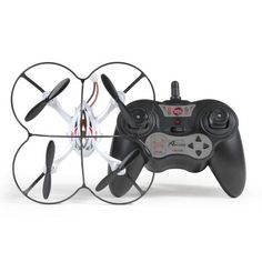 4CH 2.4Ghz Quadcopter RC Aircraft at MCM Electronics
