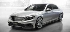 Mehr Oberklasse: Mercedes-S-Klasse Tuning von Wald International