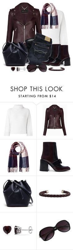 """Untitled #1205"" by gallant81 ❤ liked on Polyvore featuring Forte Forte, BCBGMAXAZRIA, Lipsy, Abercrombie & Fitch, Marni, Lacoste, Bottega Veneta and Ice"