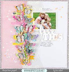 Colorful+butterflies - Scrapbook.com
