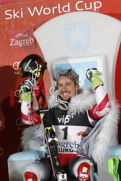Marcel Hirscher World Cup Skiing, Ski Racing, Alpine Skiing, Apres Ski, Superstar, Audi, Athlete, Idol, Fitness