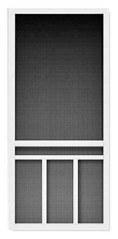 PORT MOUSTIQUAIRE PVC BARRE T | Code BMR :�052-8296
