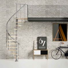 Best 87 Best Spiral Staircases Images In 2019 Stair Kits 400 x 300