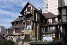 Mar del Plata a principios del siglo XX fue la villa turistica por exelencia de la aristocracia Argentina