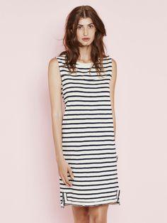 Lolly's Laundry Ale Breton Dress   Maze Clothing