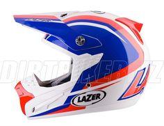 2013 Lazer Smx Motocross Helmets - Des Nations Replica - 2013 Lazer Motocross Helmets - 2013 Motocross Gear - by Lazer Helmets