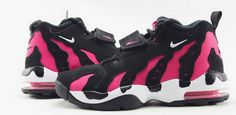 Women Nike Air Dt Max 96 Gs Running Black Pink|only US$89.00 - follow me to pick up couopons. Cheap New Balance, New Balance Shoes, Nike Shoes, Sneakers Nike, Shoes 2015, Women Nike, Shoes Outlet, Shoe Sale, Nike Air Max