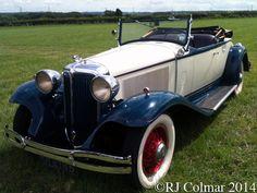 1930 Chrysler CM6, Bristol and South Gloucestershire Stationary Engine Club Rally, Coalpit Heath.