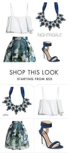 """""""My Park Lane Style"""" by parklanejewelry ❤ liked on Polyvore featuring Chicwish, Aperlaï, parklanejewelry and myparklanestyle"""