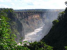 Cataratas Victoria - Puente