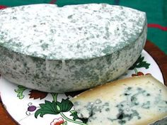 Make your Own Cheese! great recipe for Blue Cheese