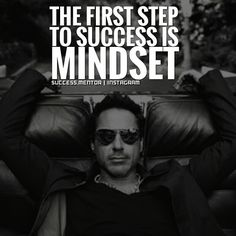 Mindset is everything.. your mind is a powerful thing. When you fill it with positive thoughts, your life will start to change.. • Tag your friends/ someone who must see it!! ✊ ● Inspired by @Success.Mentor !! Follow my good friend for more daily motivation: @Success.Mentor @Success.Mentor ● #mynameisrichfamous