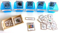 Free 3-Part Recycling Cards and Sorting Activity from Imagine Our Life