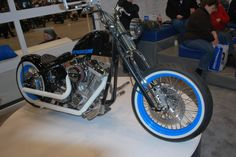 Progressive Custom Chopper