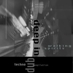 [did-026] – Walking Spirits – Various Artists Compilation