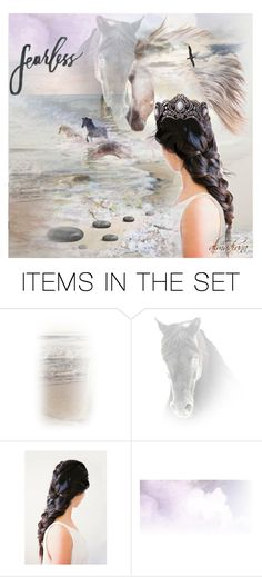"""""""Female Warrior"""" by almadiana ❤ liked on Polyvore featuring art"""