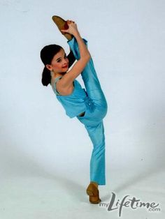 Dance Moms Brooke childhood pictures