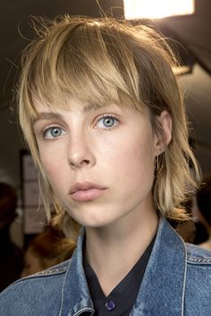 Whether pageboy or buzzcut, spring is the season of the killer cut - see the best hairstyles of the spring 2016 season here