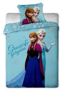 Detské obliečky 140x200 FROZEN sestry 01 Elsa, Disney Characters, Fictional Characters, Frozen, Disney Princess, Art, Art Background, Kunst, Performing Arts