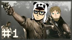 Ходячие мертвецы (The Walking Dead) [Minecraft Мини Игра] #1