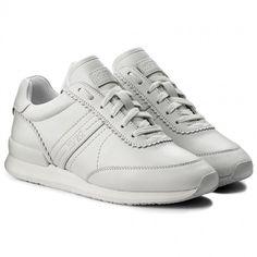 Sneakersy BOSS - Adrienne 50376702 10202344 01 White 100