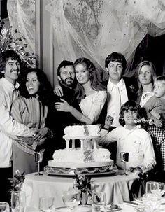 Ringo's wedding to Barbara Bach