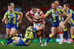 Warrington Wolves vs Wigan Warriors Live Stream Online Free   league leaders Warrington Wolves make a change to the team that beat Widnes as Jack Johnson misses with a broken wrist. Tom Linehan will take the role of Johnson in the starting end while Joe Philbin returns to the squad. England showdown George Williams is back for Wigan after missing eight games with a back injury. Joel Tomkins and Dom Crosby have yet to fully recover from injuries and drop out of the squad 19-man. Warriors are…