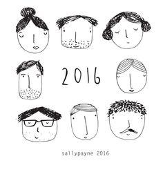 Sally Payne | Illustration and Surface Pattern Designer