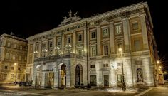 Teatro Verdi di Trieste by Bart Palmisano on 500px