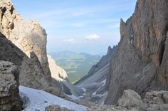 Funivia Saslong (cable car) - Selva di Val Gardena, Italy South Tyrol, Trip Advisor, Skiing, Mountains, Photos, Travel, Beautiful, Ski, Pictures