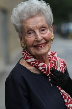 ADVANCED STYLE: Aging Gracefully At 101 Years Old