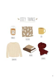 Cozy autumn aesthetic Source by
