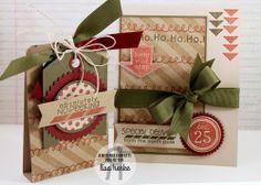 Reverse Confetti | So Stripey, Whole Lotta Dots, Tinsel 'n Trim [Christmas Card, Holiday Gift Ideas]