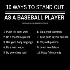 This article will show you need to know about baseball. There are many facts and tips to learn to help you become a good baseball player. Travel Baseball, Baseball Tips, Baseball Crafts, Baseball Pitching, Baseball Training, Baseball Quotes, Baseball Players, Baseball Stuff, Baseball Equipment
