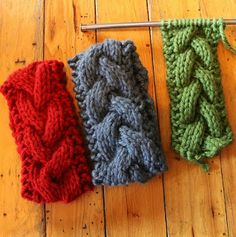 becoming maggie blue: A Quick Knit Teacher Gift on her blog but I want it for me