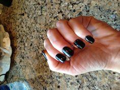 Devils Advocate - Essie . Love this color. Not quite black