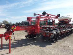 22 row White 8800 corn planter